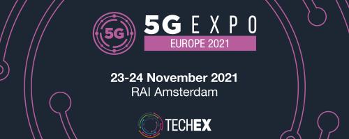 TechEx Web Graphics - 5G EU - Homepage