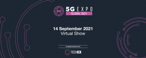 TechEx Web Graphics - 5G Global - Homepage